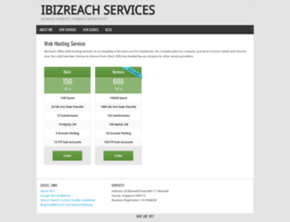 ibizreach.com screenshot
