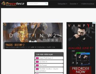 iblogs.trucoteca.com screenshot