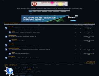 ibmaranatha.foroactivo.net screenshot