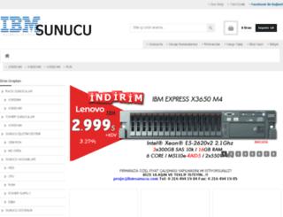 ibmsunucu.com screenshot