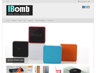 ibomb.com.au screenshot