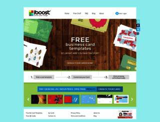iboost.com screenshot
