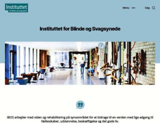 ibos.dk screenshot