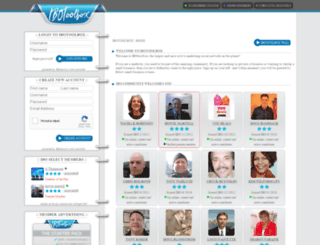 ibosocial.com screenshot