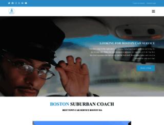 ibostoncarservice.com screenshot