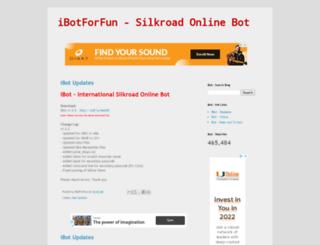 ibotforfun.blogspot.co.uk screenshot