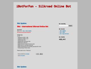 ibotforfun.blogspot.com screenshot