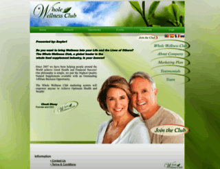 iboyko1.wholewellnessclub.com screenshot