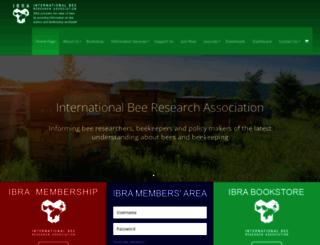 ibra.org.uk screenshot