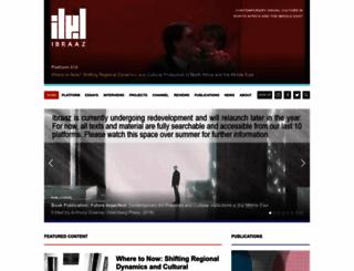 ibraaz.org screenshot