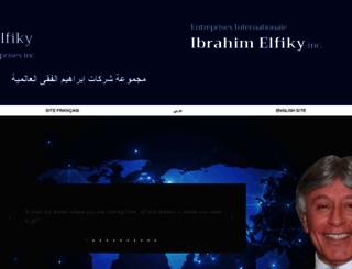 ibrahimelfiky.com screenshot