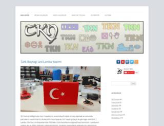 ibrahimtekin.com.tr screenshot