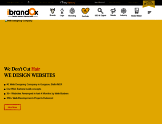 ibrandox.com screenshot
