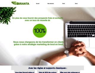 ibranta.com screenshot