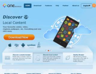 ibrowser.co.in screenshot
