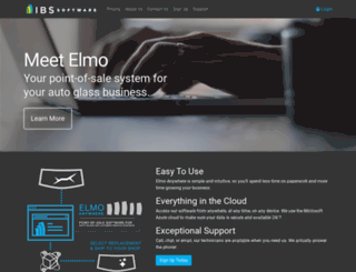 ibssoftware.com screenshot