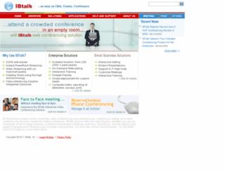 ibtalk.net screenshot