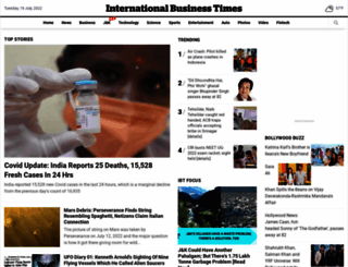ibtimes.co.in screenshot