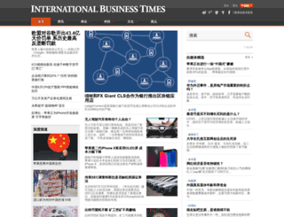 ibtimes.com.cn screenshot