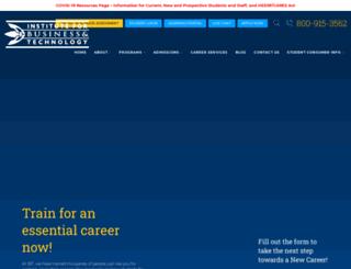 ibttech.com screenshot