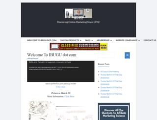 ibugu.com screenshot