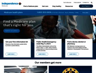 ibxmedicare.com screenshot