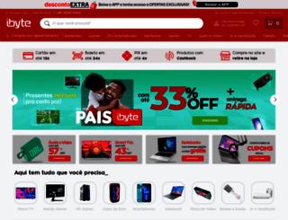 ibyte.com.br screenshot