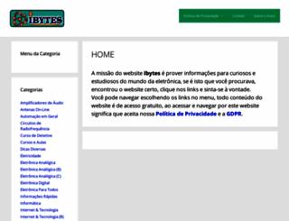 ibytes.com.br screenshot