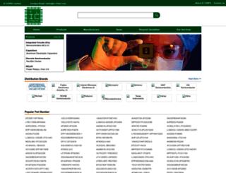 ic-chips.com screenshot