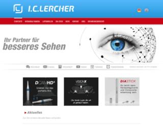 ic-lercher.de screenshot