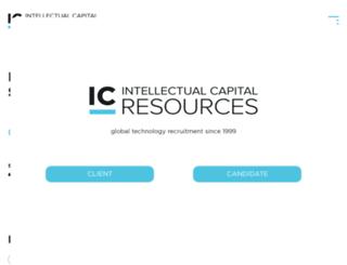 ic-resources.co.uk screenshot