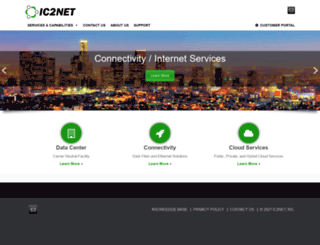 ic2net.net screenshot