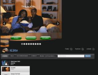 ic3tv.com screenshot