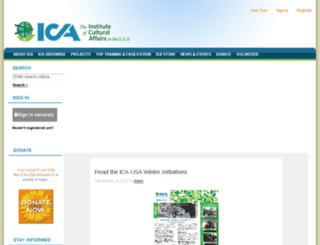 ica.site-ym.com screenshot