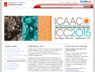 icaac.org screenshot