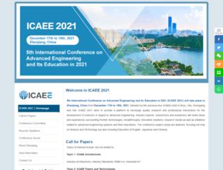 icaee.net screenshot