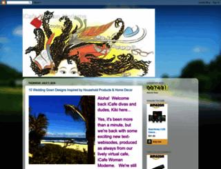 icafewomanmoderne.blogspot.com screenshot
