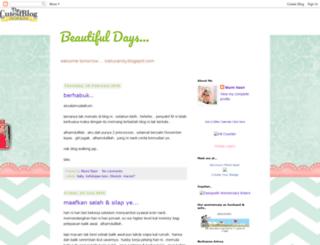 icallucandy.blogspot.com screenshot