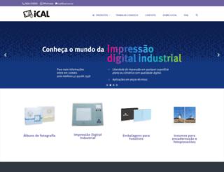 icalsc.com.br screenshot