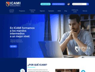 icami.mx screenshot