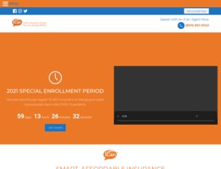 icanbenefit.com screenshot