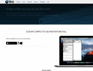 icanblink.com screenshot