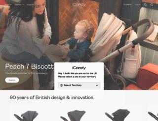icandyuk.com screenshot