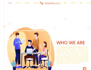 icanstudioz.com screenshot