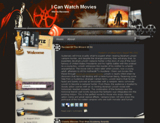 icanwatchmovies.com screenshot