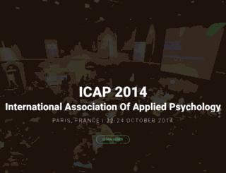 icap2014.com screenshot