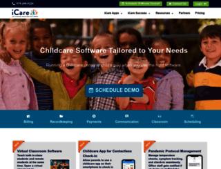 icaresoftware.com screenshot
