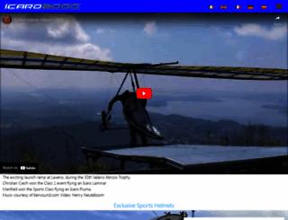 icaro2000.com screenshot