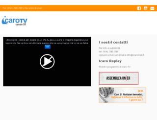 icarotv.com screenshot