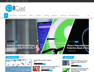 icastingworks.com screenshot